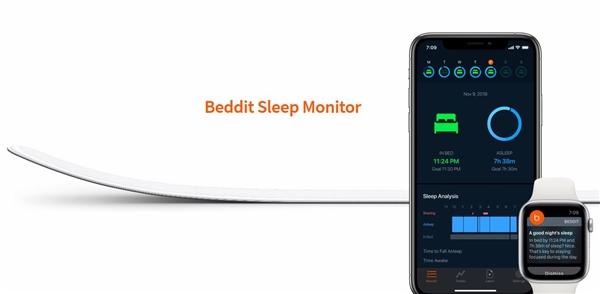 苹果官网上架睡眠监测器:形似皮带 售价1030元