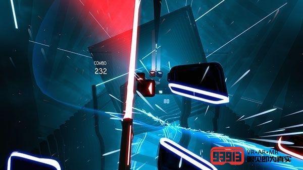 VR游戏《节奏空间》将持续推出新的付费DLC音乐包