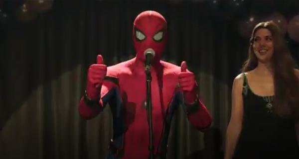 《蜘蛛侠:英雄远征》预告片公布:荷兰弟回来了!