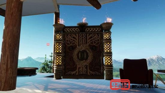 Oculus正在开发VR游戏Runic Door