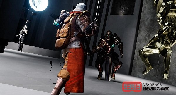 VR游戏《Swords of Gargantua》发布封闭测试版