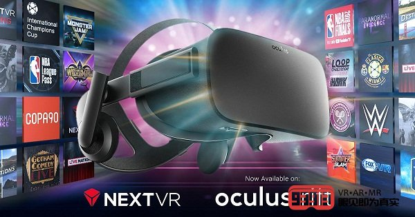 NextVR与NHL合作伙伴关系推出全新VR内容服务