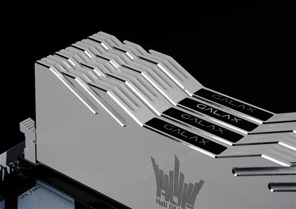 影驰HOF Extreme极致内存再次开售:双通道可稳超5GHz
