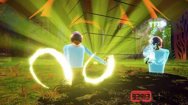 VR音乐社交应用《Soundscape Universe》支持多人互动
