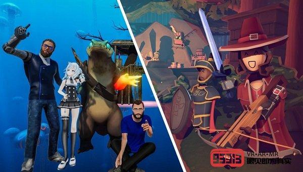 VR大作《VRChat》和《Rec Room》确定登陆Oculus Quest