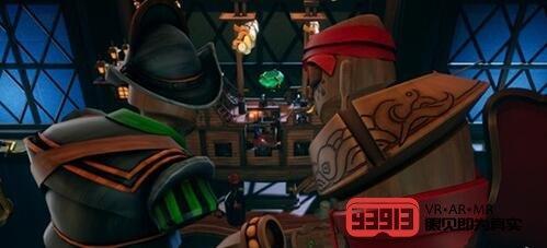 Innerspace VR推出新作《被诅咒的海盗船》