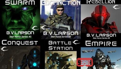 科幻小说《Star Force》将改编成VR游戏