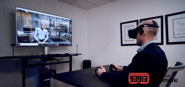 虚拟现实技术可以增强交互技能