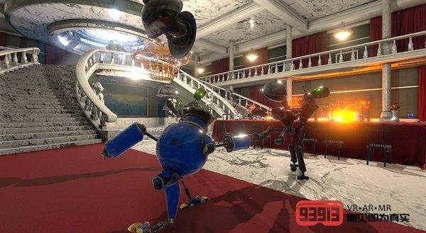 """《红蓝特攻》:一部""""敲可爱""""的VR科幻动画剧集"""
