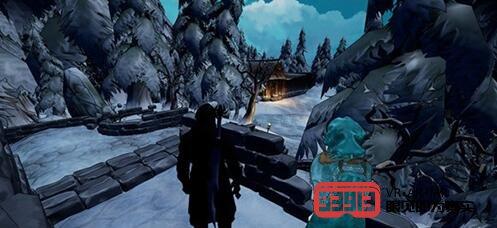 VR冒险游戏《伊拉贡》开发抓钩运动机制