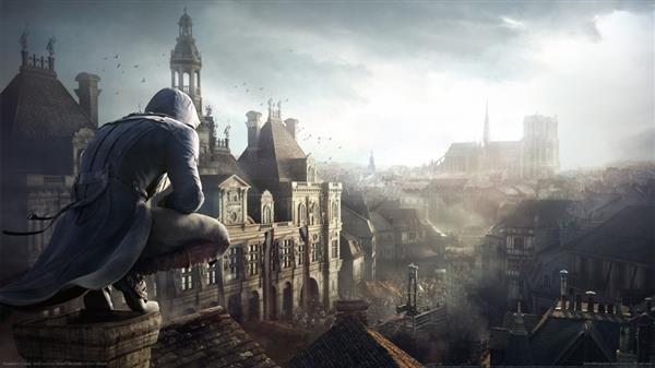 纪念巴黎圣母院:育碧宣布《刺客信条:大革命》免费开放下载一周