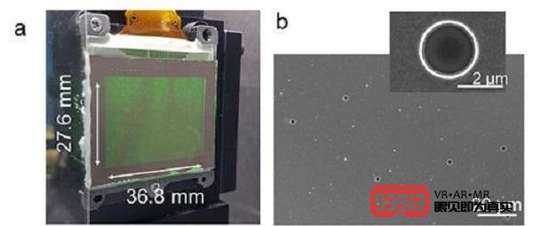 研究人员开发了一款超薄显示器可投影全息图像
