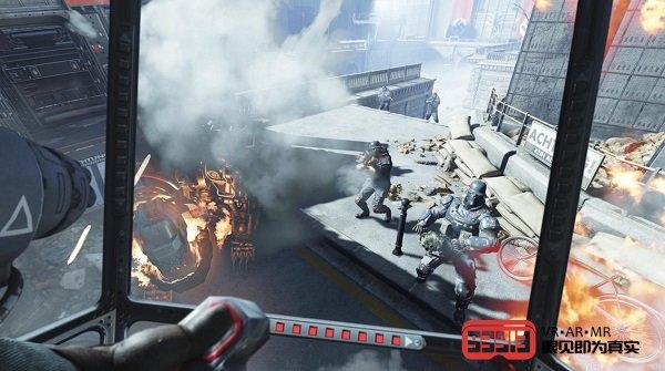 VR游戏《德军总部:网络骑兵》将登陆Vive/Rift/PSVR平台