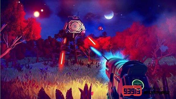 太空探索冒险游戏《无人深空》VR版今夏发布