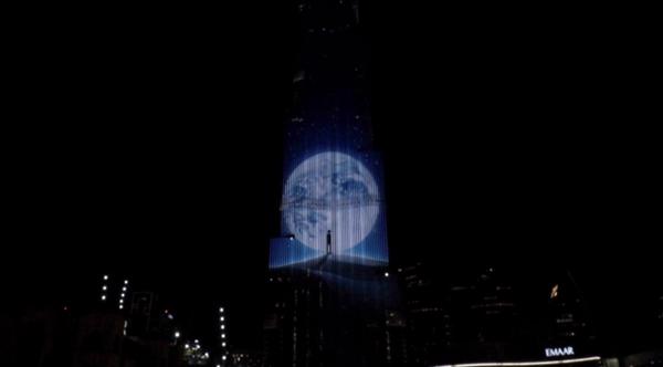 微信与迪拜合作 登顶世界第一高楼