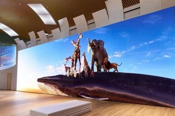 索尼展示最新一代16K显示屏:约780吋、基于Mi...