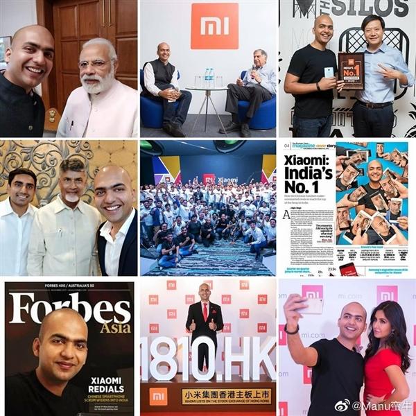 小米电视成印度第一大电视品牌!雷军亲自表彰