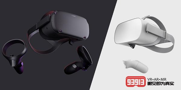 Oculus Quest和Oculus Go将推出云存储功能