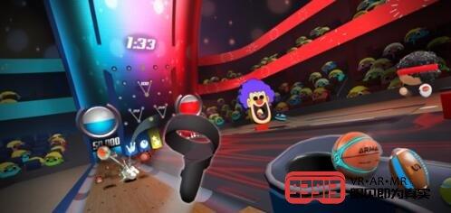VR游戏《Project Tennis grab》发布最终版本