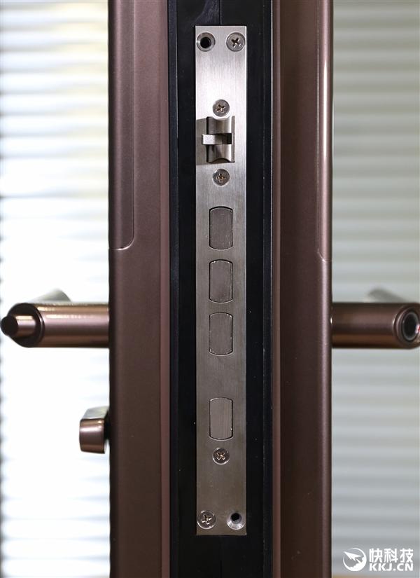开门仅需一步 联想智能指纹锁R2图赏