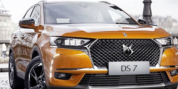 出自情怀的设计灵感 DS 7蒙马特版车型将于6月1日正式发布
