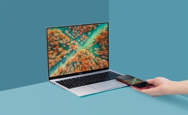 三款华为MateBook免费升级Huawei Share一碰传