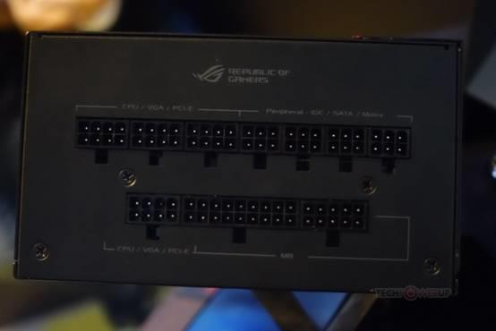 ROG也有性价比!华硕推出Rog Strix电源:噪音仅15分贝
