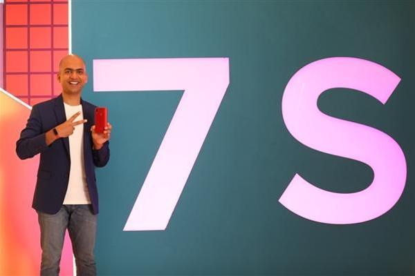 红米Note 7S真机揭晓:4800万双摄 下周见