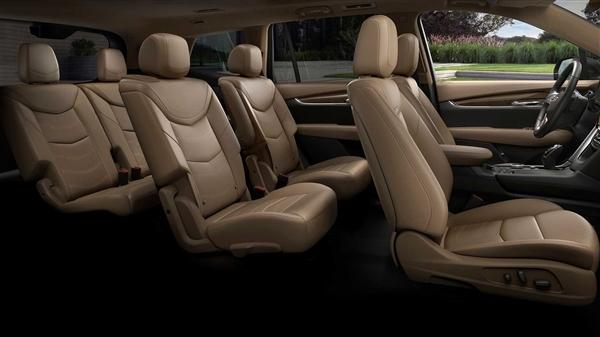同级别的独角兽车型 国产凯迪拉克XT6将于今年三季度上市发售