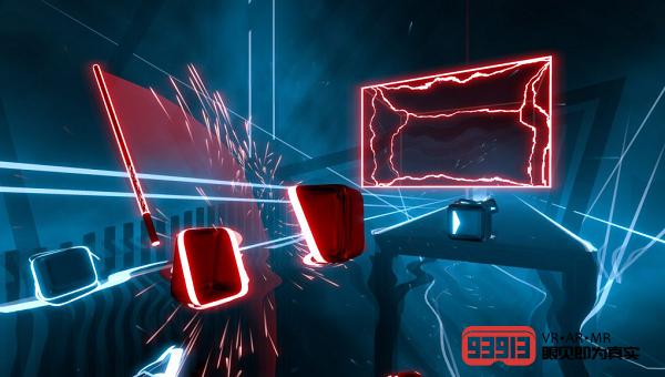 VR节奏游戏《Beat Saber》将推出新官方音乐包