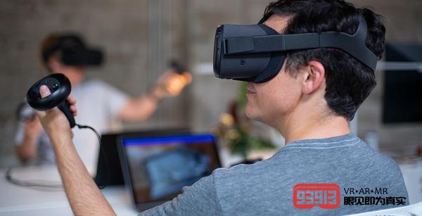 VR多人协作平台Wild支持Oculus Quest