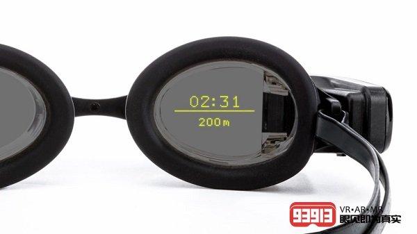 FORM推出Swim Goggles AR游泳镜售价199美元