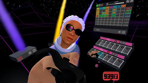 VR音乐应用《Modulia Studio》登陆Oculus Rift全功能版本解锁