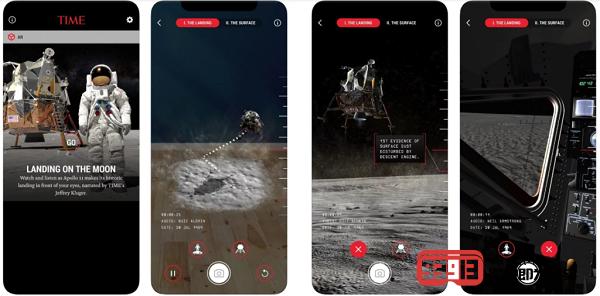 《时代周刊》推出AR应用TIME Immersive