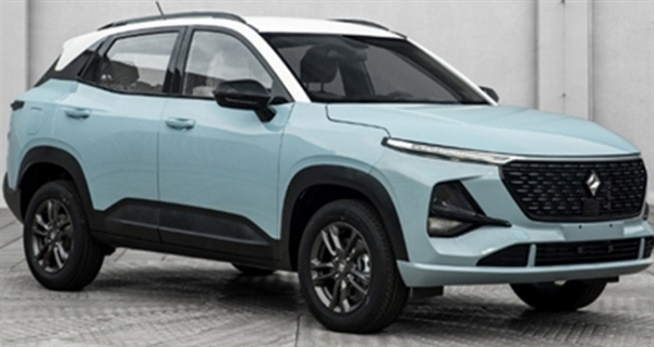 宝骏RS-3新车申报图曝光:轴距2550mm对标XR-V 1.2T+CVT