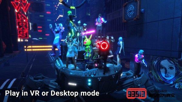 Sansar与Monstercat合作推出Live VR音乐派对