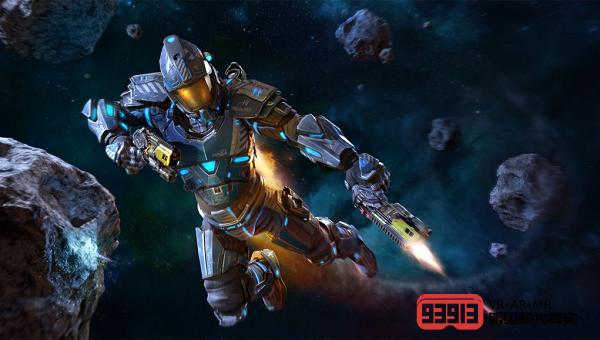 育碧推出《Space Junkies》非VR PC用户公测版