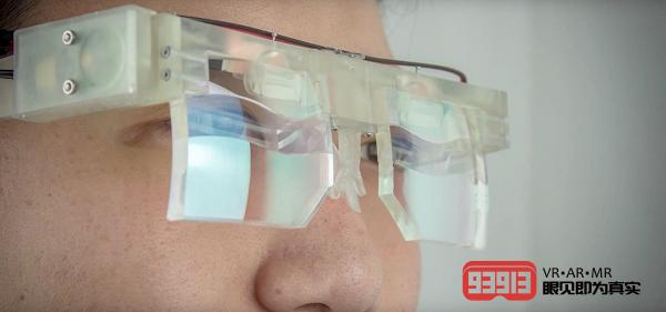 Nvidia研究团队表示在AR显示器方面取得了两项重大进展