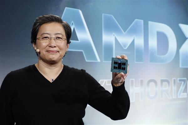 AMD月底发Q2季度财报 7nm锐龙、RX 570...