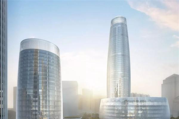 OPPO长安研发中心启动 22亿盖10栋全玻璃塔楼