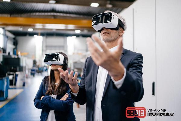 VR/AR企业级消费者解决方案三大方面