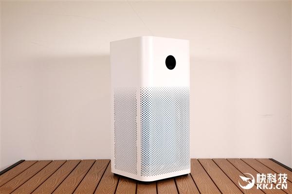 净化能力挑战塔式极限!米家空气净化器3图赏