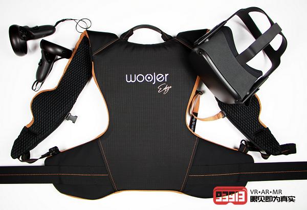 VR触觉背心开发商Woojer推出新款产品登陆Kickstarter众筹平台