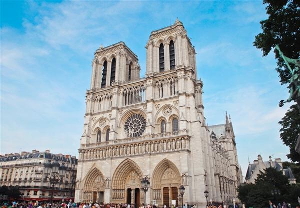 巴黎圣母院火灾后带来铅中毒的风险