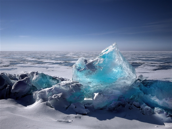 研究发现:冰川河流可能会消耗大气中的二氧化碳