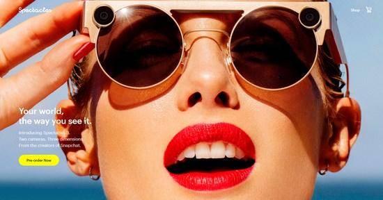 带你走进3D世界,AR眼镜Spectacles 3全新上市