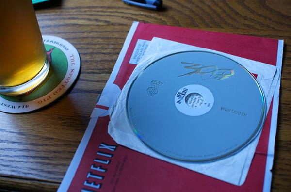 DVD没死 Netflix刚刚租赁出50亿张DVD影片