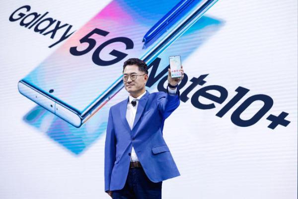 瞭望智库:推出5G手机,三星抢先破局5G时代