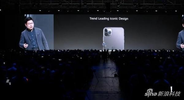 余承东点评iPhone 11 Pro后置三摄:华为引领了设计