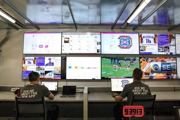 混合现实可以提升体育场馆现场体验感
